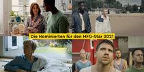 Diese Regisseur*innen sind für den MFG Star-2021 nominiert